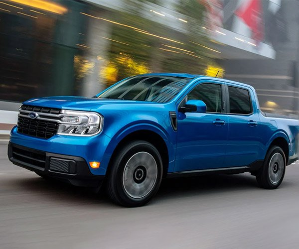 Ford Maverick Hybrid is the Most Fuel Efficient Pickup in America