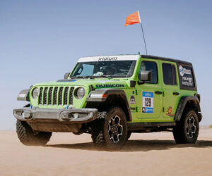 Jeep Wranglers Take Top Three Spots in the 2021 Rebelle Rally