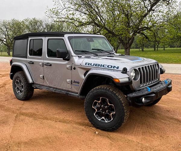 2022 Jeep Wrangler Unlimited 4xe May Get Price Increase