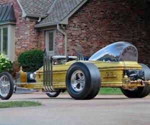 The Munsters' Coffin Car Drag-u-la Is Up for Sale